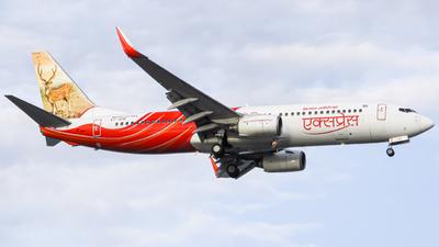 VT-AYB - Boeing 737-8HG - Air India Express