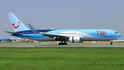 G-OBYK - Boeing 767-38A(ER) - TUI