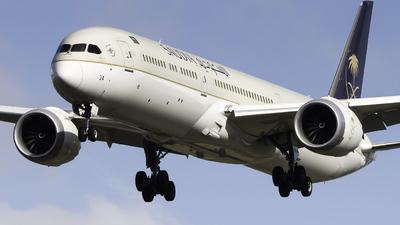 HZ-AR24 - Boeing 787-10 Dreamliner - Saudi Arabian Airlines