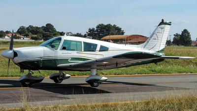 PT-JCU - Piper PA-28-180 Cherokee Challenger - Aeroclube do Paraná