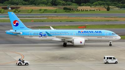 HL8311 - Bombardier CSeries CS300 - Korean Air