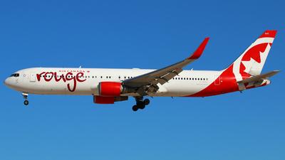 C-GHLU - Boeing 767-333(ER) - Air Canada Rouge