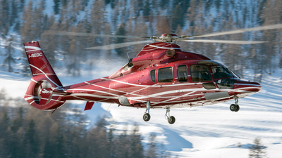 I-REDC - Eurocopter EC 155B - Private