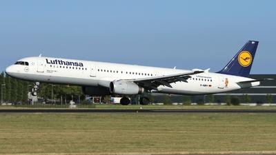 D-AIRY - Airbus A321-131 - Lufthansa