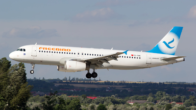 TC-FHE - Airbus A320-232 - Freebird Airlines