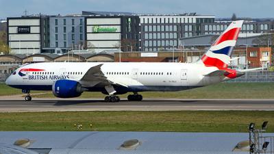 A picture of GZBJI - Boeing 7878 Dreamliner - British Airways - © M. Azizul Islam