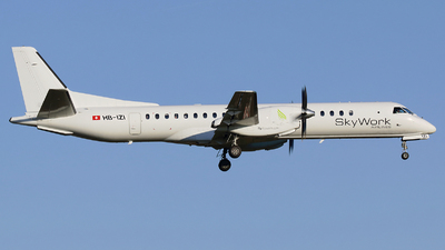 HB-IZI - Saab 2000 - Sky Work Airlines