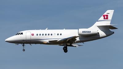 N920SA - Dassault Falcon 2000 - Private