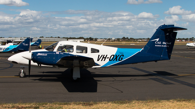 A picture of VHOXG - Piper PA44180 Seminole - [4496377] - © Michael Walter