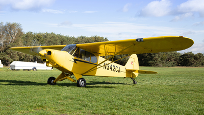 N342CA - Piper PA-18-150 Super Cub - Private