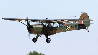 OE-AAT - Auster J4 - Private