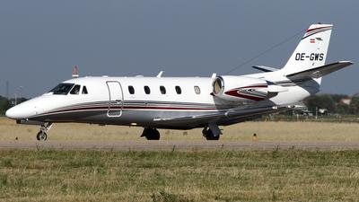 OE-GWS - Cessna 560XL Citation XLS Plus - Avcon Jet