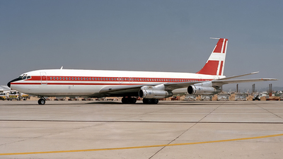 TF-IUC - Boeing 707-344B - Club Air (Omega Air)