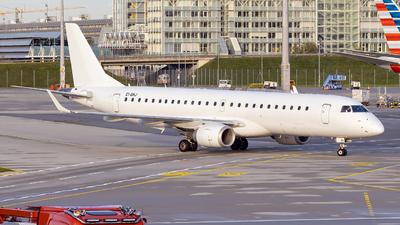 EI-GHJ - Embraer 190-100IGW - Stobart Air