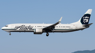 A picture of N431AS - Boeing 737990(ER) - Alaska Airlines - © Marco Papa