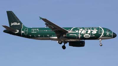 N746JB - Airbus A320-232 - jetBlue Airways