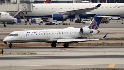 N719SK - Bombardier CRJ-701 - United Express (SkyWest Airlines)