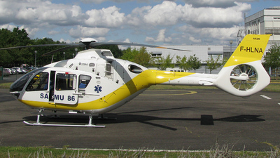 F-HLNA - Airbus Helicopters H135 - Babcock MCS France