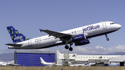 N510JB - Airbus A320-232 - jetBlue Airways