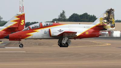 E.25-87 - CASA C-101EB Aviojet - Spain - Air Force