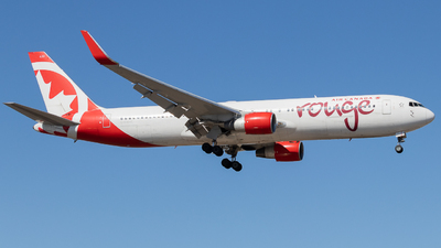 A picture of CFMXC - Boeing 767333(ER) - [25588] - © Shon Fridman