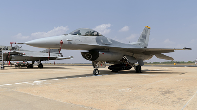 90-0816 - General Dynamics F-16CJ Fighting Falcon - United States - US Air Force (USAF)