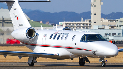 JA009G - Cessna 525 Citation CJ4 - Japan - Civil Aviation Bureau