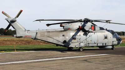 ZH851 - Agusta-Westland Merlin HM.2 - United Kingdom - Royal Navy
