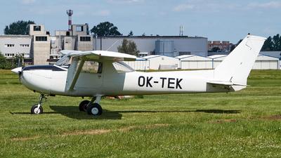 A picture of OKTEK - Cessna F150 - [1380] - © JakkoFly