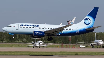 EI-GFR - Boeing 737-7CT - Alrosa Airlines