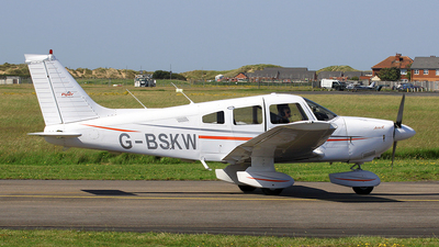 A picture of GBSKW - Piper PA28181 - [2890138] - © Michael Eaton