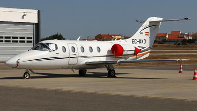 EC-KKD - Raytheon Hawker 400XP - Gestair Private Jets