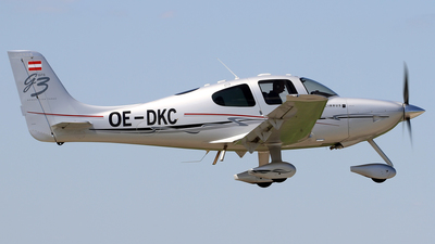 OE-DKC - Cirrus SR22-GTS G3 - Private
