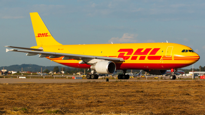 D-AEAP - Airbus A300B4-622R(F) - DHL (European Air Transport)