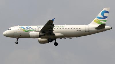 XU-706 - Airbus A320-214 - Sky Angkor Airlines