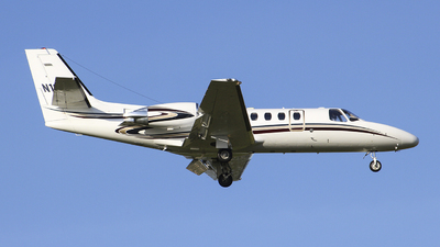 N1000E - Cessna 525 CitationJet 1 - Private