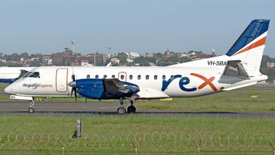 A picture of VHSBA - Saab 340B - Regional Express - © Juan Contreras