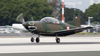 N657AS - Pilatus PC-7 - Private