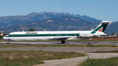 I-DAND - McDonnell Douglas MD-82 - Alitalia