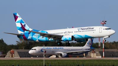 VQ-BQT - Boeing 737-8AS - Nordstar
