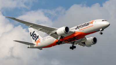 VH-VKI - Boeing 787-8 Dreamliner - Jetstar Airways