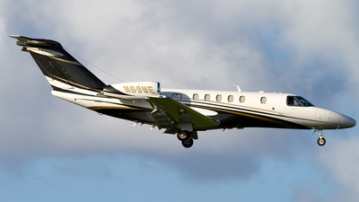N69ME - Cessna 525 Citation CJ4 - Private