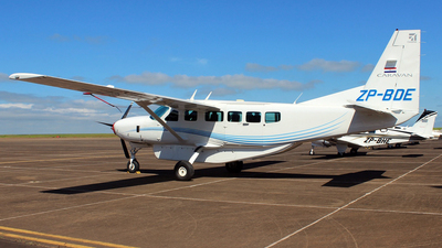 ZP-BDE - Cessna 208 Caravan - Private