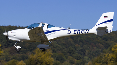 D-ERGN - Aquila A210 - Private