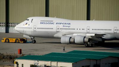 A picture of SXTIC - Boeing 747281B - [23501] - © M.Khodaei