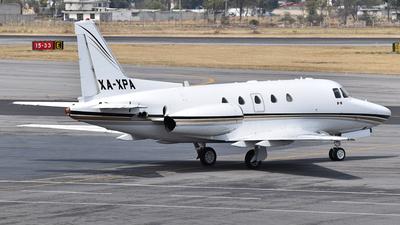 XA-XPA - Rockwell Sabreliner 65 - Private
