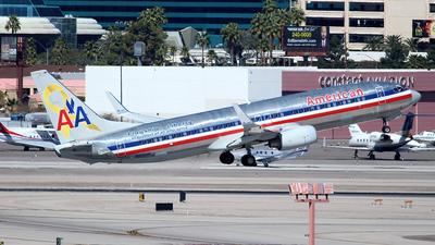 N905AN - Boeing 737-823 - American Airlines