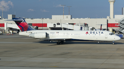 A picture of N938AT - Boeing 7172BD - Delta Air Lines - © Wes B