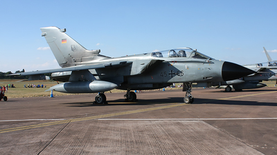 45-66 - Panavia Tornado IDS - Germany - Air Force