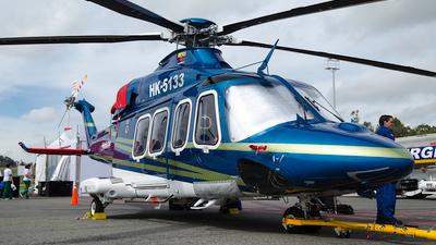 HK-5133 - Agusta-Westland AW-139 - Helistar Colombia